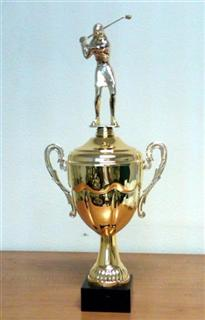 golf trophies cup