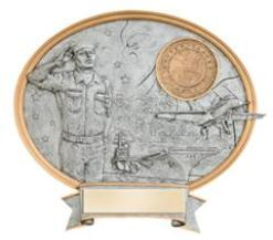 navy military plaque