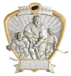 hockey trophy plaque