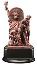 army military plaque