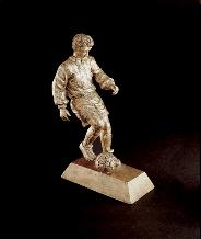 male statue youth  trophies