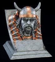 viking school mascot trophy
