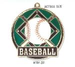 htm youth baseball medal