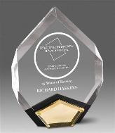 Acrylic Award Corporate Award