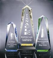 acrylic golf trophies