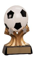 shooting star soccer trophy