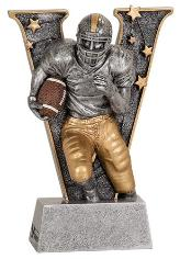 youth football trophies v series