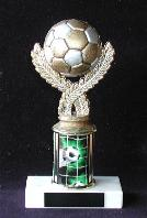 trophies silver ball