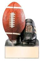 youth football trophies, acrylic awards