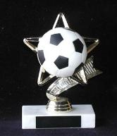half ball  trophies