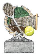tennis trophies acrylic awards